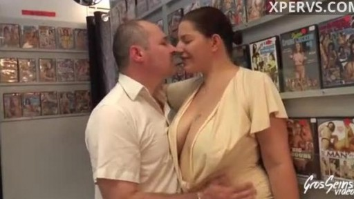 French BBW need two dicks at same time
