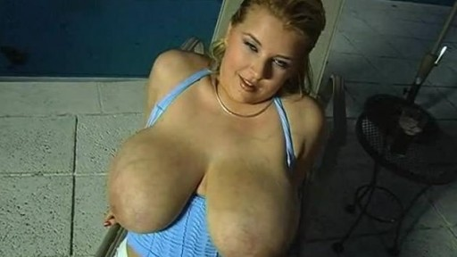 This BBW has the biggest natural tits on the world