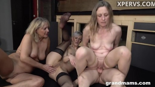 Three mature and young boy HD