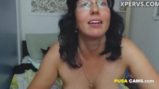 Older Woman got Crazy and Thrilling Horny