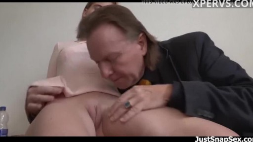 Old Man Fucks Petite Tight Teen
